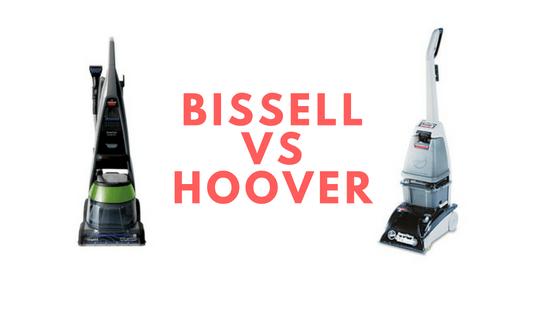 Bissell vs Hoover Carpet Cleaner