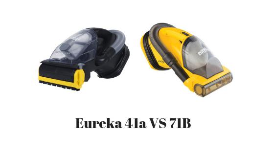 eureka 41a vs 71b