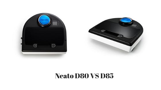 Neato d80 vs d85
