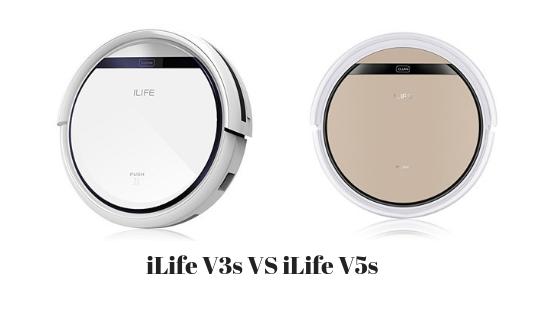 iLife V3s vs V5s