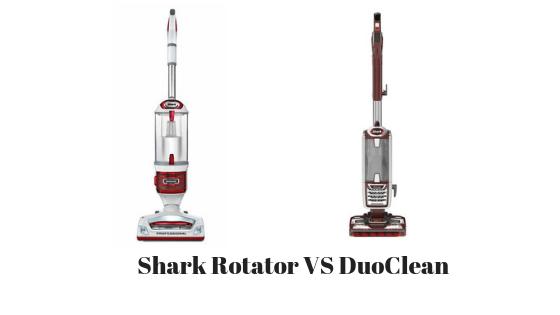 Shark Rotator VS DuoClean